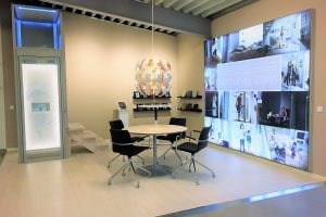 Aritco HomeLift showroom